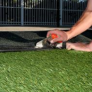 Installing Artificial Grass Artificial Turf Supply