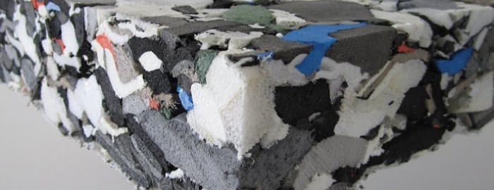 GreenFoam Recycled Pads